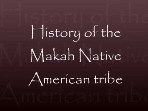 an examination of the makah native indian tribe