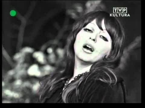 Tekst piosenki Kalina Jędrusik - Kalinowe serce po polsku