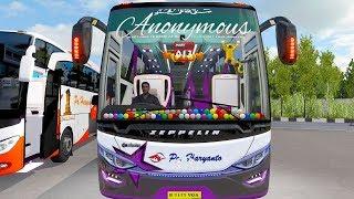 Video Haryanto 013 Merquez ketemu sang mantan || ets 2 bus mod indonesia MP3, 3GP, MP4, WEBM, AVI, FLV September 2018