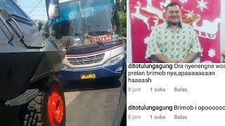 Video Baracuda Brimob Hadang Bus Sugeng Rahayu yang Lawan Arah, Begini Nasib Pria yang Membela Sang Sopir MP3, 3GP, MP4, WEBM, AVI, FLV Juni 2018
