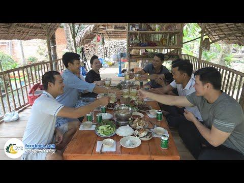 Cá Lăng Nấu Lẩu Măng - Chuột Dừa Nướng - Gà Tre Trộn Gỏi | Hội Ngộ Miền Tây - Tập 133 - Thời lượng: 18:11.