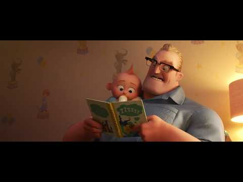 Mr.Incredible does Math ! - INCREDIBLES 2   HD