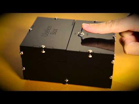 史上最沒用?無用盒要價1200元台幣,網友:我喜歡!