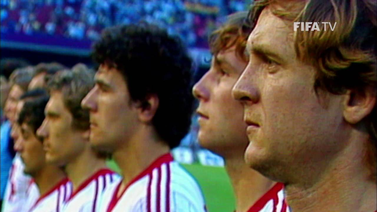 FIFA World Cup Moments: Sergei Baltacha – Spain 1982