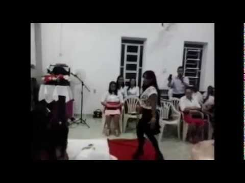 acorda igreja - apresentaçao da igreja em Feira da Mata BA