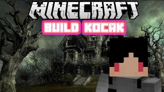Video Minecraft Indonesia - Build Kocak (12) - Rumah Hantu! MP3, 3GP, MP4, WEBM, AVI, FLV Februari 2018