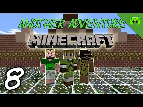 MINECRAFT Adventure Map # 8 - Another Adventure «» Let's Play Minecraft Together | HD