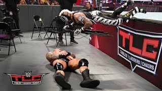 Nonton Rey Mysterio finds an innovative use for a steel chair in his clash with Randy Orton: WWE TLC 2018 Film Subtitle Indonesia Streaming Movie Download