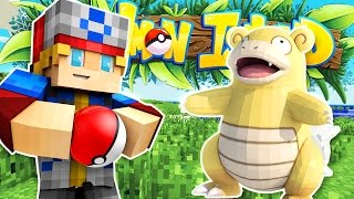 THE BEST BOSS POKEMON? MINECRAFT PIXELMON ISLAND