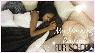 My Morning Routine For School! - YouTube