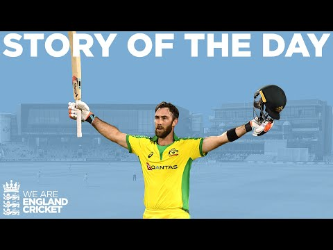 Maxwell and Bairstow Star In Final Over Thriller | England v Australia 3rd Royal London ODI 2020