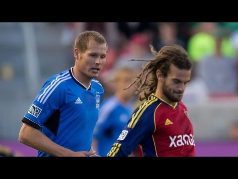 Video: HIGHLIGHTS: Real Salt Lake vs San Jose Earthquakes | June 1, 2013