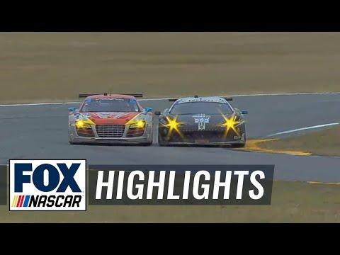 Rolex 24 at Daytona Highlights - 2014 TUDOR Championship