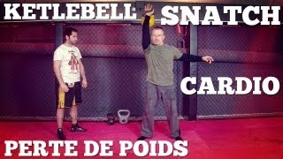 Kettlebell Snatch : comment avoir le meilleur Snatch - France Kettlebell