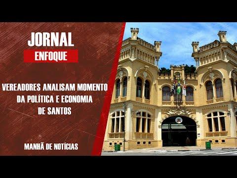 Vereadores discutem ações no legislativo santista