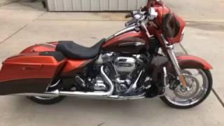10. 2012 Harley Davidson CVO Street Glide $23,995 for sale Houston Tx Scott 832-715-3747