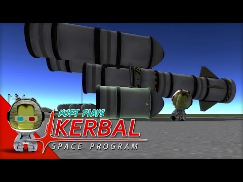 Kerbal Space Program with Kurt - 05 - Bill, the Reluctant Astronaut