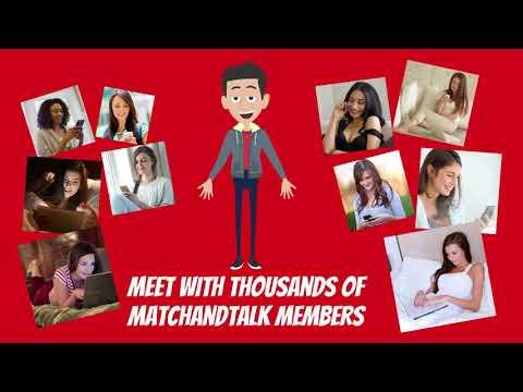 Match&Talk uygulamasının sosyal medya tanıtımlarında kullanılmak için hazırlanan 2D animasyon