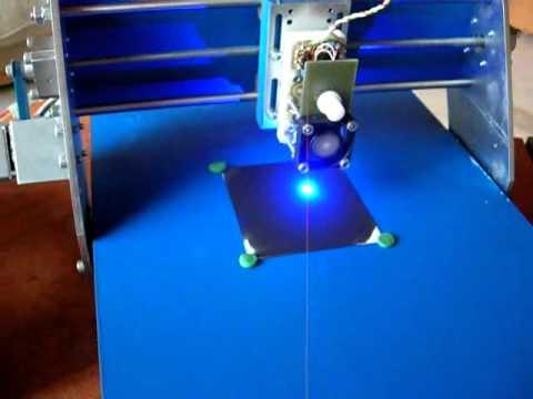 Лазерный гравер сделай сама