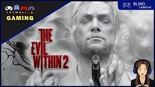[BLIND] The Evil Within 2 - Survival Mode | PS4 - Part 4 - Upcoming Perks Reveal!