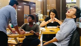 Video Eating Strangers Food Prank | Part 3 - Funk You (Pranks In India) MP3, 3GP, MP4, WEBM, AVI, FLV November 2017