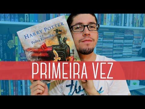 Eu li Harry Potter pela primeira vez | 3dudes