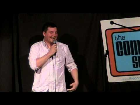 Michael Patrick O'Brien 5 Minutes Comedy Studio