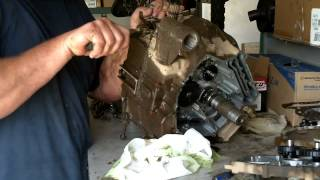 9. Can Am Outlander Renegade How to video Split engine cases pa