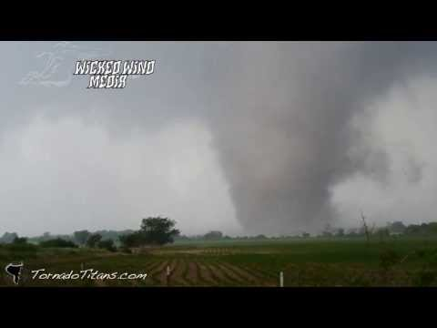 May 19th, 2013 - Deadly close range Shawnee, OK violent tornado_Best travel videos, no flights ticket required