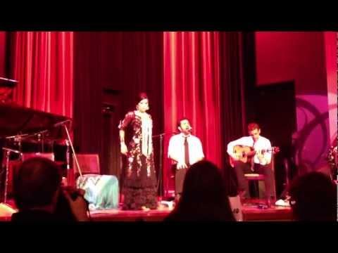 LaRuya featuring Melissa Cruz Solea at Yoshi's SF