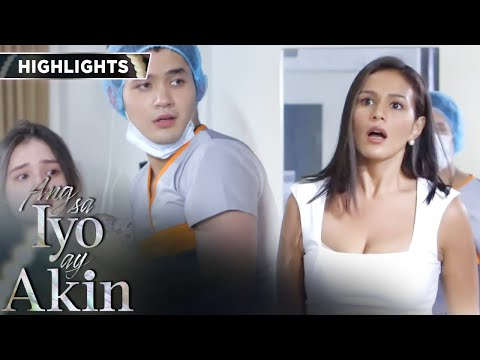 Ellice catches Jake visiting Hope | Ang Sa Iyo Ay Akin