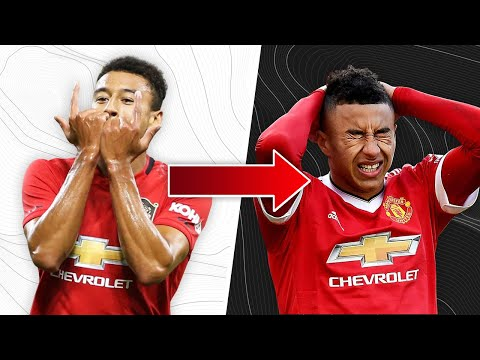 What the hell happened to Jesse Lingard? | Oh My Goal