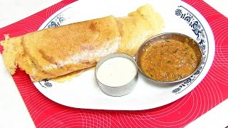 Protein Pack Diabetic Friendly Dosa | Mixed Dal Dosa Video Recipe