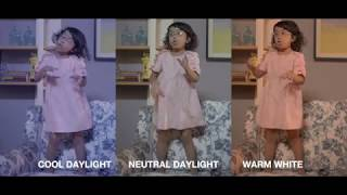 Havells Triyca Ad | Colour Changing LED