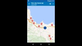 JadwalKA Kereta Api Indonesia YouTube video