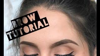 Brooke's Look: Brow Tutorial