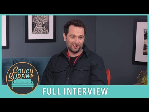 The Americans Star Matthew Rhys On Brothers And Sister, The Wine Show (FULL)   Entertainment Weekly