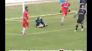 Turan - Karabakh. Azerbaijan Premier League 2010. Round 22