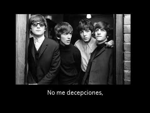 The Beatles - Don't Let Me Down ( Subtitulado Al Español )