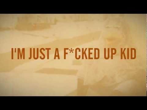 The Wonder Years - Local Man Ruins Everything (Lyric Video)
