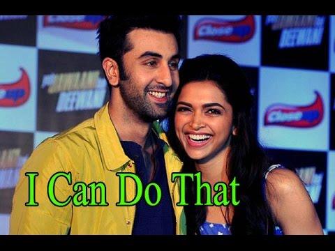 Ranbir Kapoor & Deepika Padukone At The Finale Of