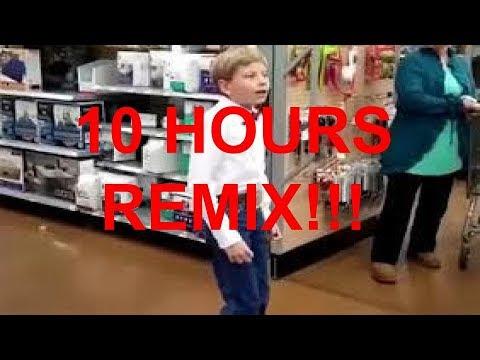 YODELING WALMART KID REMIX- 10 HOURS!!!