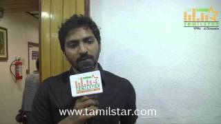 Vaibhav at Kappal Movie Success Meet