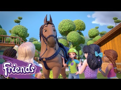 Friends: Girls on a Mission   LEGO® Shorts   Episode 4: Over the Hurdle