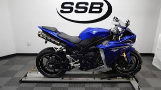 10. 2010 Yamaha YZF-R1– used motorcycles  for sale– Eden Prairie, MN
