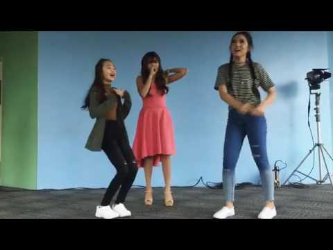 Closer dance challenge by Ac Bonifacio,Andrea Brillantes and Kyline Alcantara