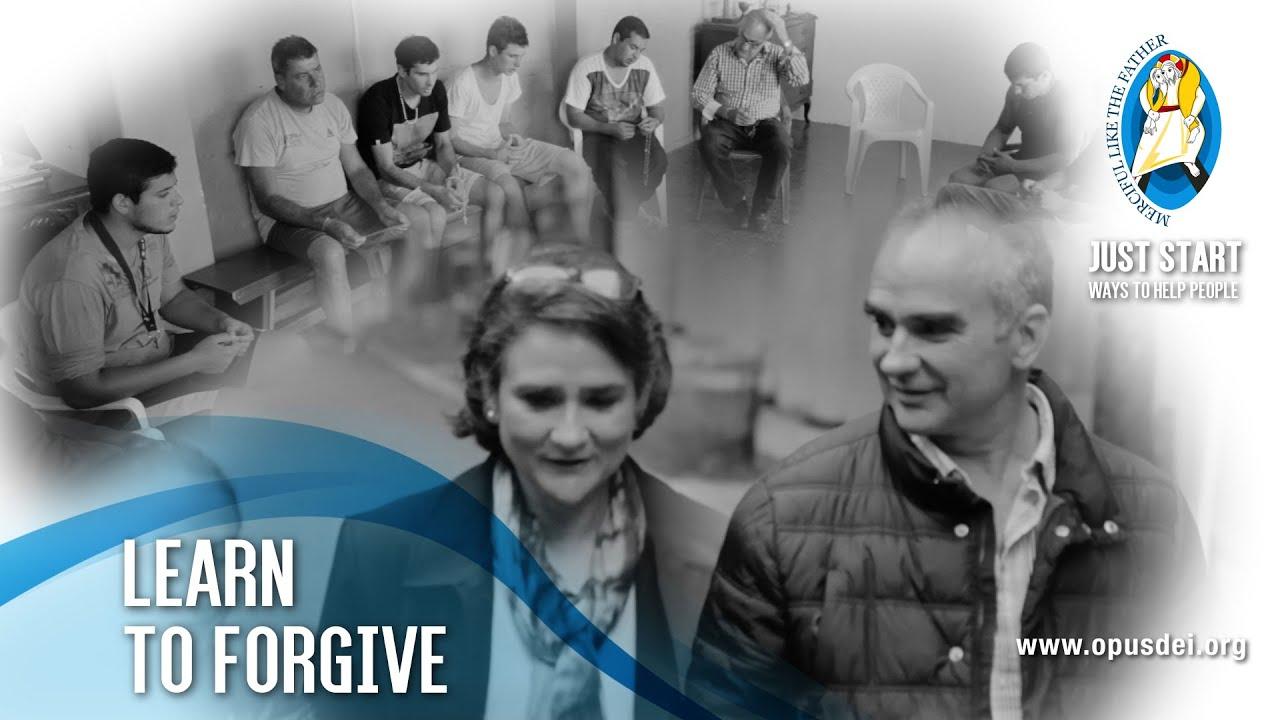 Treba je le začeti (4): Nauči se odpuščati