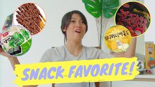 Video KOREAN SNACK HAUL - Review Snack Korea yang Susah Ditemukan di Indonesia MP3, 3GP, MP4, WEBM, AVI, FLV Juni 2019