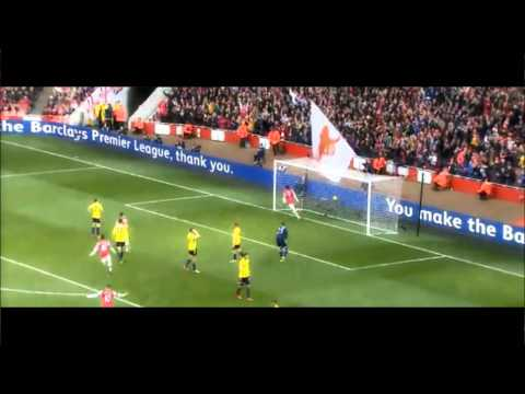 Arsenal Top 20 Goals of the 2013/14 Season