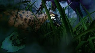 The Isle - A Terrible New Predator Has Arrived..- The NEW Baby Giga & A NEW DINOSAUR! - Update
